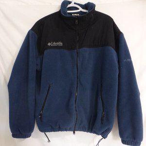 COLUMBIA TITANIUM, xl, women's fleece jacket